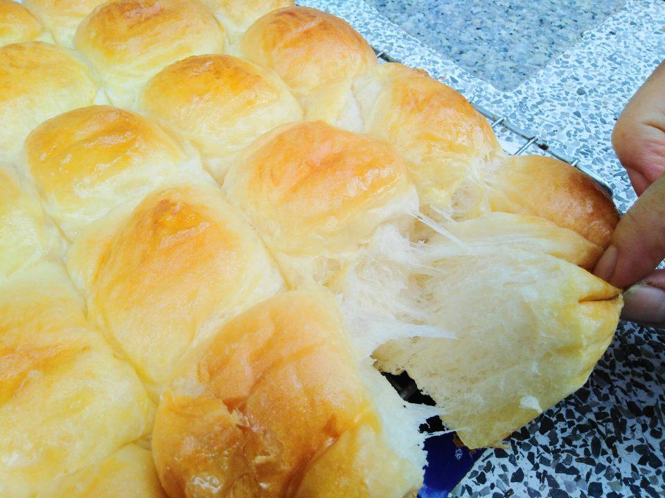 ขนมปังนุ่มๆ