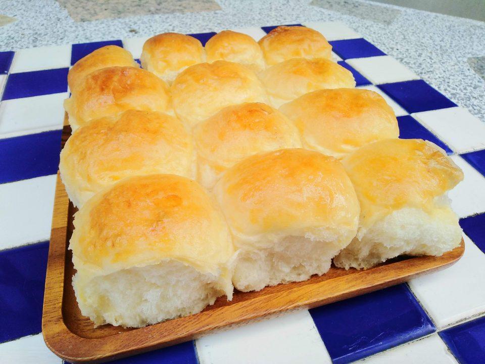 ขนมปังเนื้อนุ่มมาก
